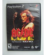 AC/DC Live: Rock Band Track Pack - PlayStation 2 - $9.33