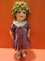 All Original 1938 CARL BERGNER Shirley Temple Composition Doll Germany ,... - $1,150.00