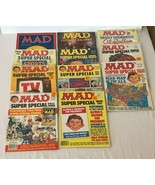 Mad Magazines Vintage Super Special Edition Lot of 11 from 1980s 1980 19... - $147.99