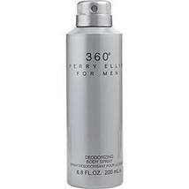 Perry Ellis 360 By Perry Ellis Body Spray 6.8 Oz - $35.00