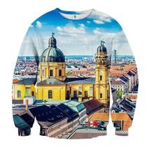 Odeonsplatz Central Square Brilliant View Cool Sweatshirt - $36.99