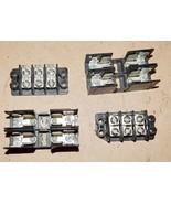 Littelfuse L60030M2SQ 2ea Fuse Holder 600V 30A & 2ea Spade Wire Connecto... - $11.99