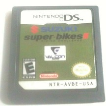 Suzuki Super-bikes II: Riding Challenge Nintendo DS, 2008 Game Only No Case - $7.89