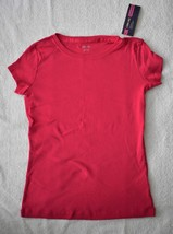 Cherokee Girl's SS Ultimate Tee Hot Pink - $4.00