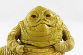 Vintage Kenner Jabba the Hutt Action Figure Front Belly COO variant LFL 1983 HK - $19.99