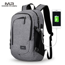 MR Computer Laptop Backpack for 15-16 inches USB Charging Men's Large Ca... - $81.62