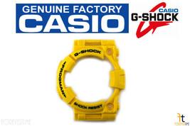 Casio G-Shock Frogman GWF-T1030E-9J Original Yellow Bezel Case Shell - $93.11