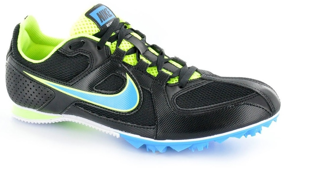 meet 13498 61c6b Nike Men s Zoom Rival MD 6 Track Sprint Shoes Spikes  468648-041 Sz 11.5