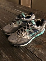 Saucony 150 Series 150FIT Pwrgrid+ Running Shoes S10280-1 Womens Size 9 Wide - $59.40