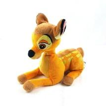 "Walt Disney Plush Bambi Deer Stuffed Animal 8"" - $17.82"