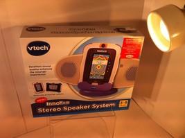 **New** Vtech Innotab Stereo Speaker SYSTEM--FREE SHIP--NEW In Box - $22.46