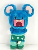 "Disney Mickey Mouse Monsters Murff Blue Plush Stuffed Disneyland 10"" - $12.86"