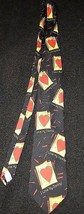 I Love My Daddy Hearts Neck Tie by Ralph Marlin WallyWear 1998 - $12.99