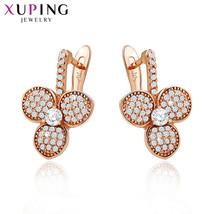 Fashion Earrings Top Sale High Quality European Style Charm Design Gold ... - $12.93