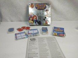 Pre-owned Family Feud Game Disney Signature Edition  Game night  - $18.05