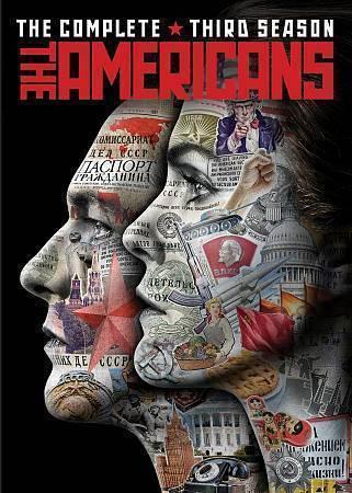 The Americans: Complete Third Season 3 (DVD Set) New TV Series