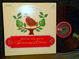 3 Christmas Records-The 12 Days of Christmas, A Christmas a Gift of Music Vol 3 image 5