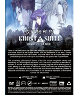Anime DVD Ghost In The Shell Season 1+2 Vol.1-52 End + 3 Movie English D... - $29.90