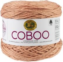 Lion Brand Coboo-Peach - $23.79