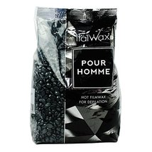 Italwax Film Hard Wax Pour Homme 1kg 35.27oz image 8