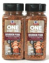 2 Count McCormick 12.12 Oz One Sheet Pan Bourbon Pork Natural Seasoning Mix - $24.99