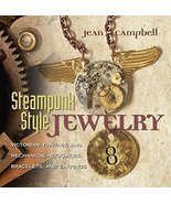 Steampunk Style Jewelry: Victorian, Fantasy, and Mechanical Necklaces, B... - $9.69