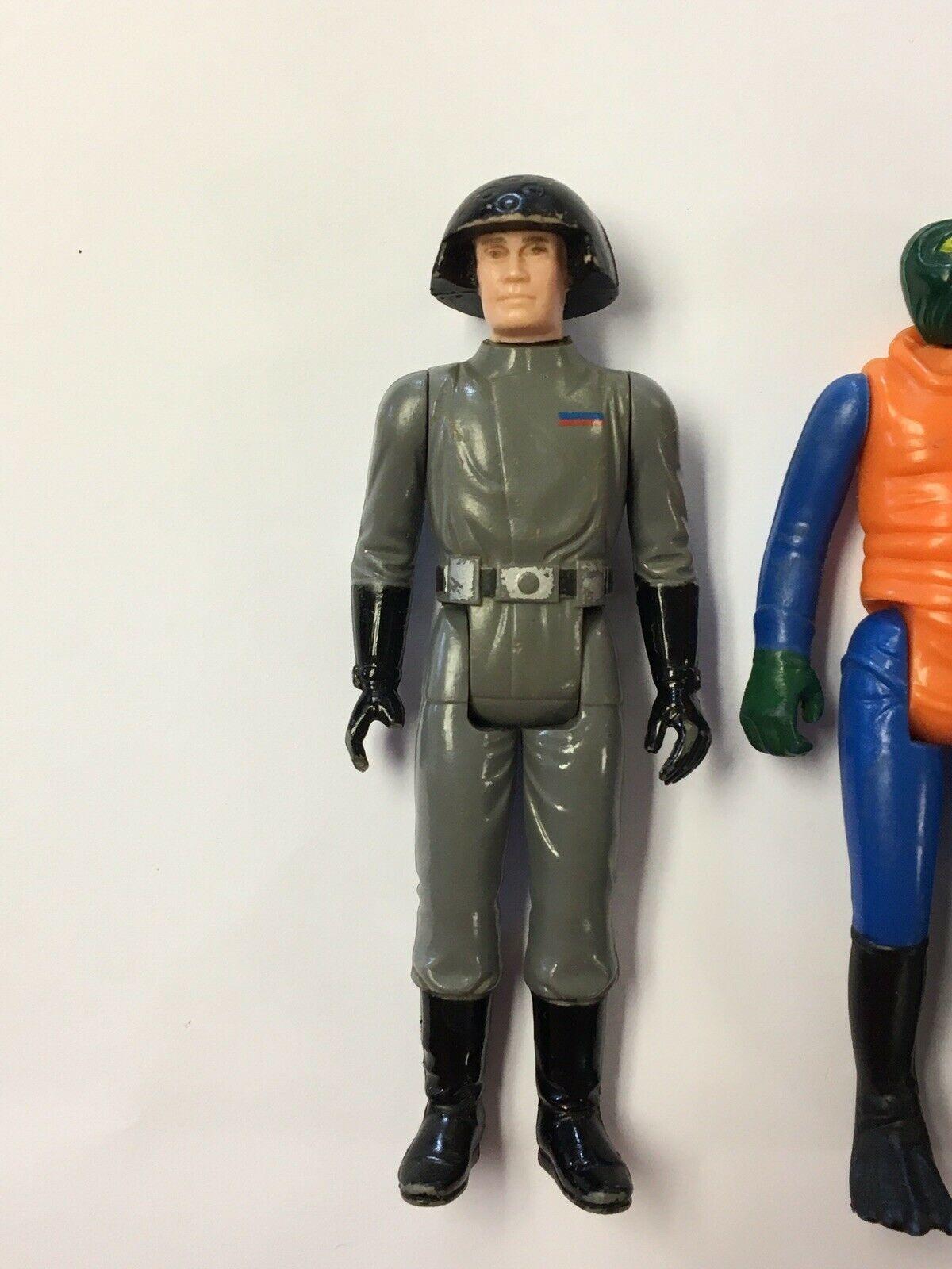 Choose Your Own Vintage STAR WARS Action Figures ANH Kenner Original 12 1977 70s