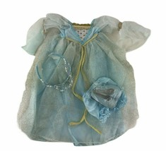 "Linda Rick The Doll Maker Blue Princess Outfit Fits 21"" Doll Once Upon A... - $30.53"