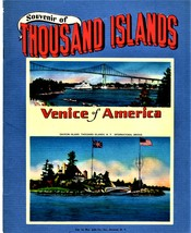 Thousand Islands Venice Of America Book & Souvenir Photo Booklet - $7.95
