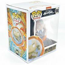 "Funko Pop Nickelodeon Avatar the Last Airbender Aang Avatar State 1000 6"" Figure image 5"