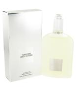 Tom Ford Grey Vetiver Cologne 3.4 Oz Eau De Parfum Spray - $266.98