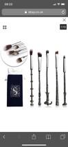 5pcs Girl Harry Potter Wizard Makeup Brush Set Magic Wand Powder Brushes... - $12.00