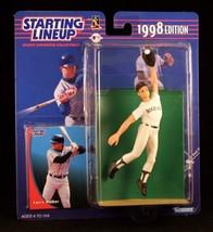 LARRY WALKER / COLORADO ROCKIES 1998 MLB Starting Lineup Action Figure &... - $2.45