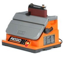 Power Hand Tool Oscillating Edge Belt Spindle Sander Five AMP High Speed... - $265.68