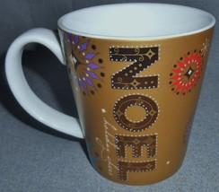 Holiday 2006 Starbucks NOEL 14 ounce COFFEE MUG - $11.87