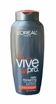 L'Oreal VIVE PRO For Men Daily Shampoo & Conditioner Fine Thinning Hair ... - $69.50