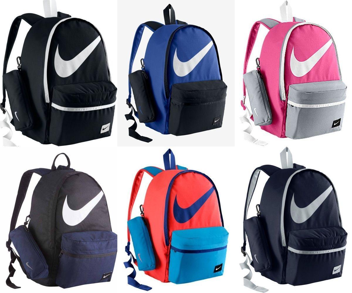 nike halfday school backpack kids rucksack bag with