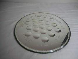 VINTAGE BUCKINGHAM SWOPE & CO CIGAR 3-D IMAGE MIRROR BALTIMORE MD RARE T... - $445.49