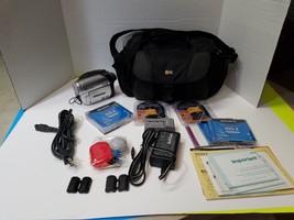 Sony Handycam DCR-DVD92 Camcorder DVD/RW Touch Panel LCD Nightshot Plus ... - $59.40