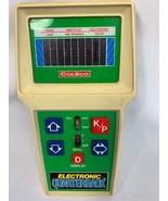 Vintage Coleco Electronic Quarterback Football Handheld Game NFL Works - $14.00