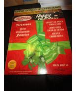 True Value Hardware Stores Firestone GoodYear Christmas Records - $12.73