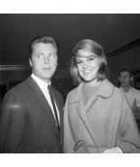 Lot of (2) 1960s EDD BYRNES & ASA MAYNOR Original Photo Transparency - $23.51