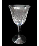"Gorham Cherrywood Tall Cordial Crystal Wine Stemware Glass 5 7/8"" - $21.78"