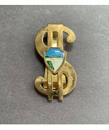 Niagara Falls Canada Money Clip Vintage Dollar Sign - $11.84