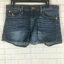 Ralph Lauren Sport Women's Denim Shorts Size 4  - $22.49