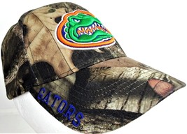 Florida Gators Camo Ball Cap Hat Russell Camouflage One Size Fits All NCAA - $24.20