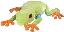 Wild Republic Jumbo Tree Frog Plush, Giant Stuffed Animal, Plush Toy, Gi... - $67.33