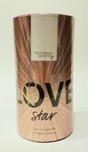 *NEW* VICTORIA'S SECRET LOVE STAR Eau de Parfum 3.4oz/100ml SEALED - $32.71