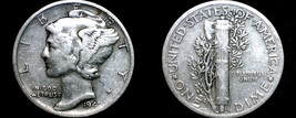 1941-P Mercury Dime Silver - $5.99