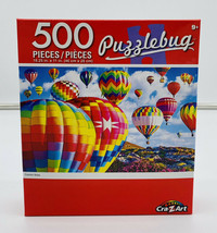 Colorful Skies - Hot Air Balloons - Puzzle - 500 Pc - New - $4.70